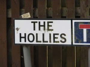 My school was torn down in the 90s...a new street was developed where The Hollies F.C.J. Grammar School was located.