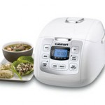 Review &amp; Giveaway: Cuisinart Rice Cooker